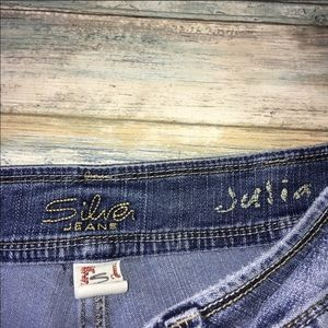 Silver Julia jeans boot cut